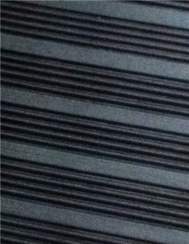 PAVIMENTO ESTRIBERA 3MM ANCHO 1,50M POR METRO LINEAL