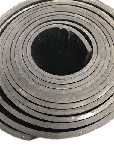 Plancha SBR 1 m Ancho Color Negro - metro cuadrado