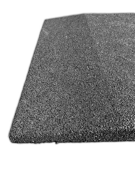 Loseta de caucho 500 x 500 x 40mm - Desnivel