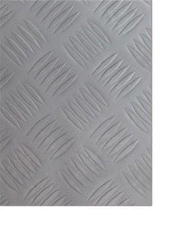 Suelo Vinilico PVC Checker Gris