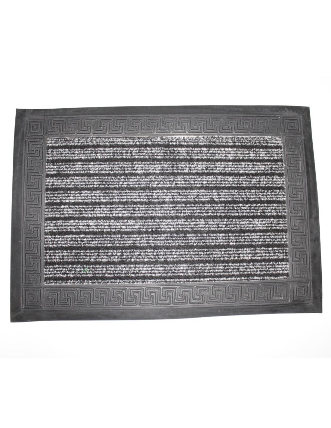 Felpudo de Goma/Moqueta - Rollo - 53 cm x 37 cm